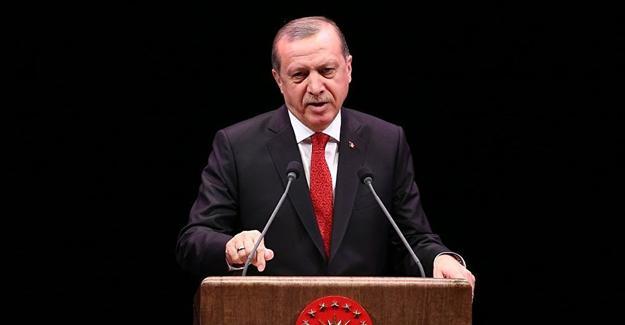 Erdoğan: Cumhurbaşkanının partisiyle ilişiği kesilmemeli