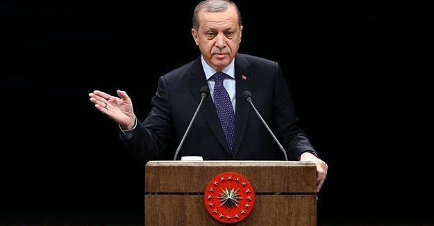 Erdoğan'dan geri adım: Fırat Kalkanı'nın hedefi herhangi bir ülke veya kişi değil