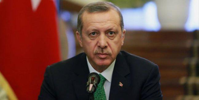 Erdoğan'dan HDP operasyonuna ilişkin ilk açıklama