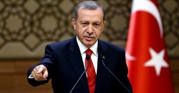 Erdoğan, idam cezası için referandumu işaret etti