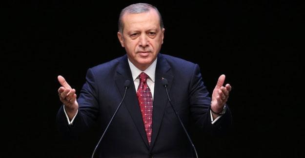Erdoğan: Trump'ı ilk seyahatinin bize olması için davet ettim
