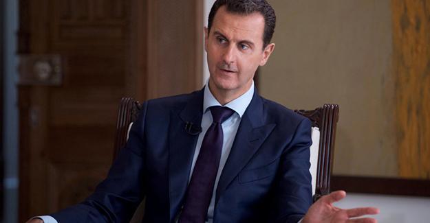 Esad: ABD ne zaman teröristler kötü durumda olsa ateşkes istiyor, siviller için değil