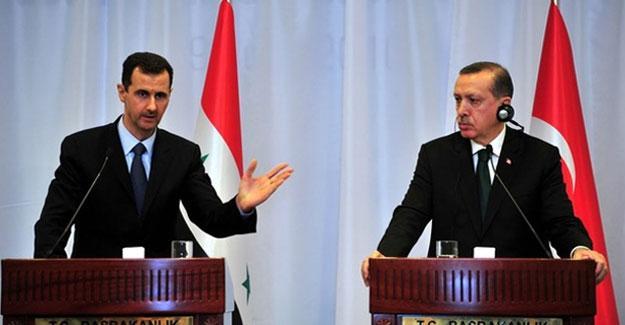 Esad'dan Erdoğan'a: Tamamen hasta bir adam