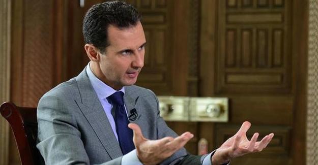 Esad Trump'ın 'doğal müttefiki' olmak istiyor