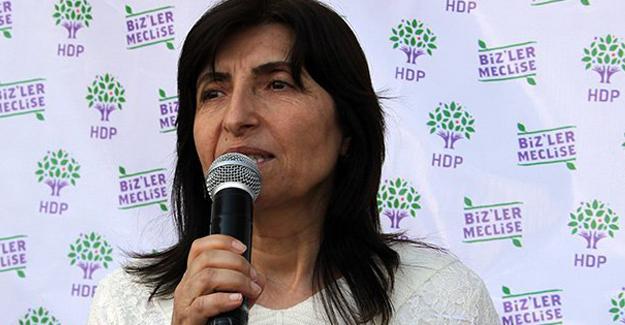 Eski HDP Dersim Milletvekili Edibe Şahin tutuklandı