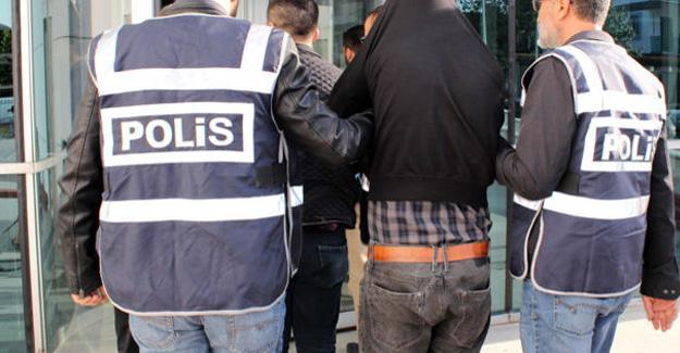Eskişehir'de El Nusra operasyonu: 5 gözaltı