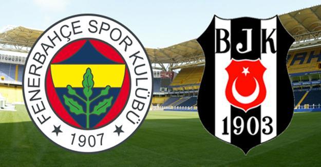 Fenerbahçe-Beşiktaş maçının bilet satışları durduruldu