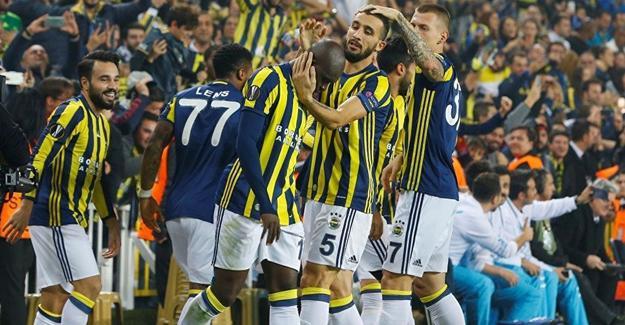 Fenerbahçe - Manchester United maçı sona erdi
