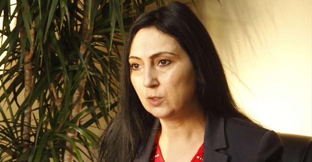 Figen Yüksekdağ'dan kadınlara 25 Kasım mektubu