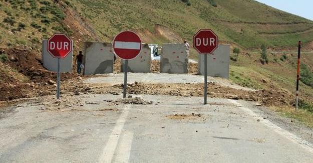 Hakkari'de 25 bölgede giriş çıkışlar yasaklandı
