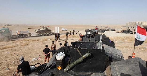 'IŞİD'in batıyla bağlantısı kesildi'