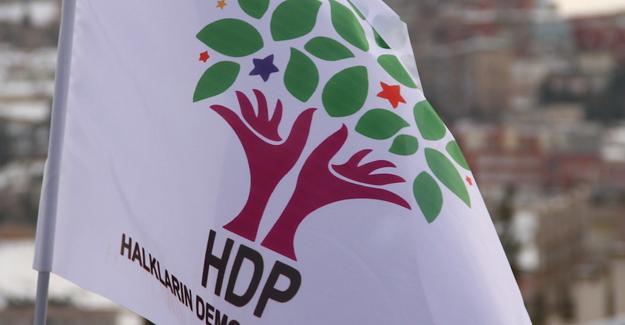 HDP: Bina değiliz, masa değiliz, direnişin ta kendisiyiz!