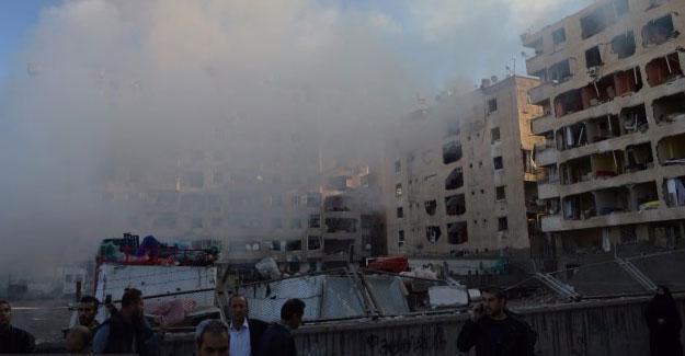 HDP: IŞİD'in bombalı minibüsü taksiyle çarpışmasa, Yüksekdağ ve Önder'in tutulduğu komplekse ulaşacaktı