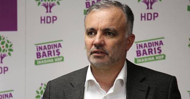 HDP'li Bilgen: Başkanlık dedikleri, uluslararası eksen kaymasını getirecek bir rejim değişikliği