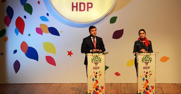 Demirtaş ve Yüksekdağ dahil 10 HDP'linin tutukluluğuna itiraz