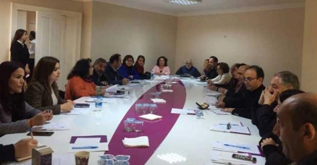 HDP MYK'si eş genel başkanları olmadan toplandı