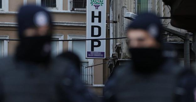 HDP'ye yeni operasyon