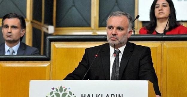 HDP'li Bilgen: Size rahatsızlık versek de burada olacağız