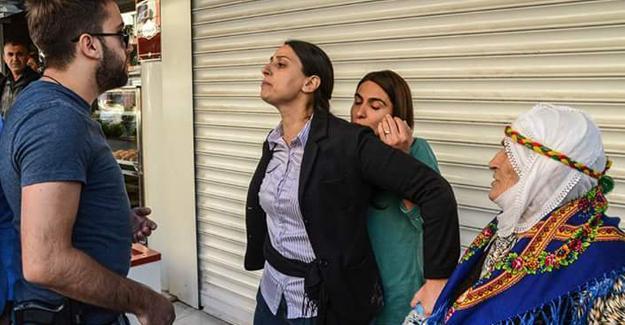 HDP'li Feleknas Uca için hapis istemi