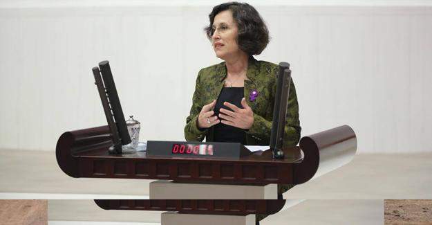 HDP'li Kerestecioğlu: Hükümet erkekleri suça teşvik ediyor