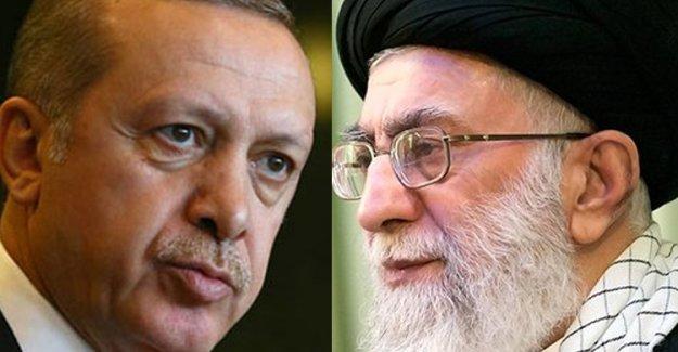 """""""İran, Erdoğan'ın bölgede 'kendi tek kişilik oyununa' izin vermeyecek"""""""