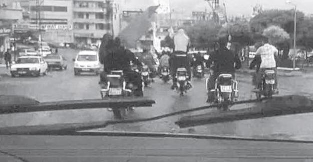 IŞİD'den Gaziantep sokaklarında 'şehir turu'
