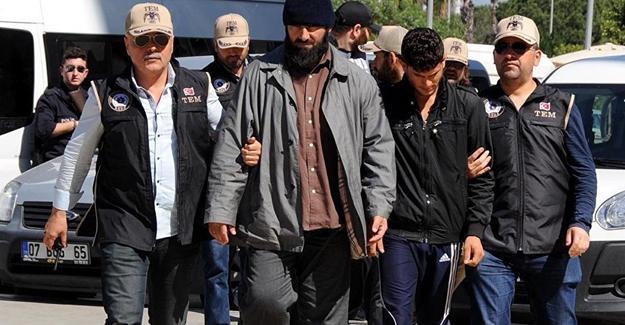 IŞİD sanıkları tahliye edildi