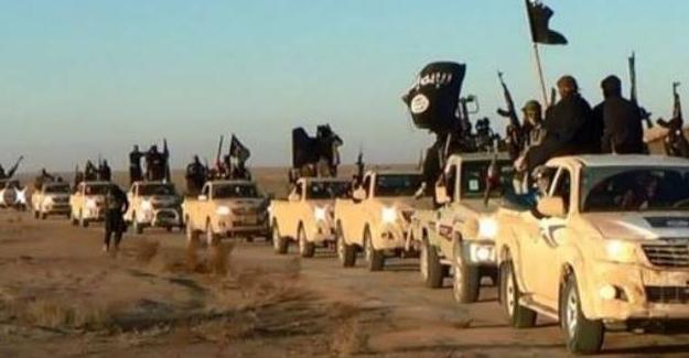 """""""IŞİD, silahlar ve ev yapımı patlayıcılar için malzemeyi Türkiye'den alıyor"""""""