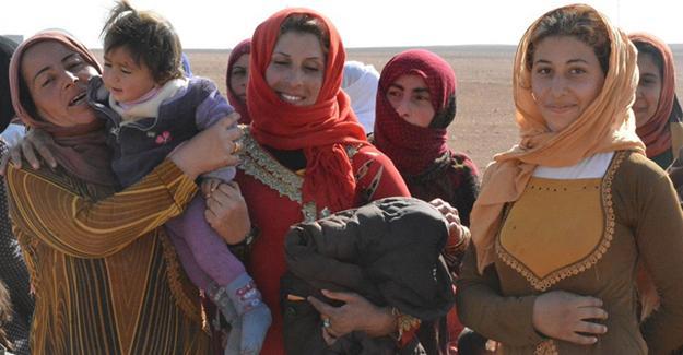 IŞİD'den kurtarılan köylerdeki Rakkalılar: Artık özgürce yaşayabileceğiz