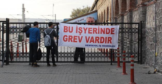 İzmir'deki grevde anlaşma sağlandı