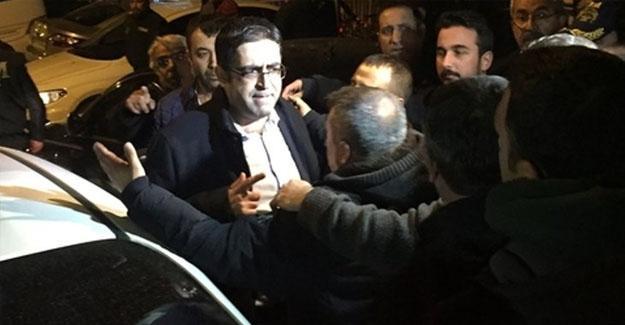 Karayolları Genel Müdürlüğü'nden, cezavindeki HDP'li Baluken'e tören daveti