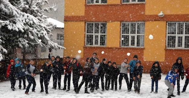 Kars, Erzurum, Ardahan ve Ağrı'ya kar yağdı