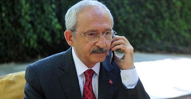 Kılıçdaroğlu, Demirtaş'ın eşi Başak Demirtaş'ı aradı