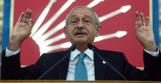 Kılıçdaroğlu'ndan Başbakan'a : Bize ait adaları Yunanistan işgal etmiş