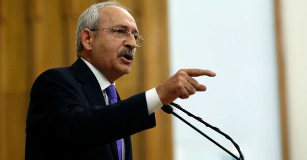 Kılıçdaroğlu'ndan Başbakan'a: Cumhuriyeti diktaya dönüştürmek istiyorsun