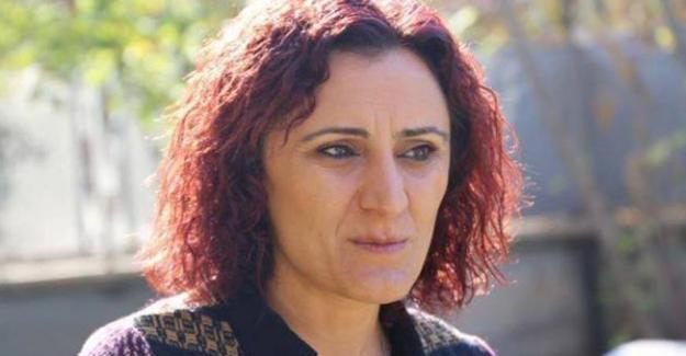 KJA üyesi Sara Aktaş gözaltına alındı