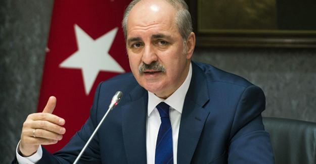 """Kurtulmuş'tan """"HDP'li milletvekilleri tahliye edilebilir"""" diyen Şahin'e yanıt"""