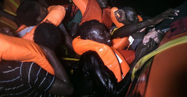 Libya açıklarında 239 sığınmacı hayatını kaybetti