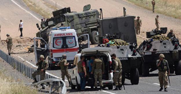 Lice'de çatışma: Bir asker yaşamını yitirdi
