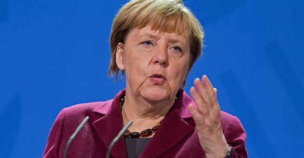 Merkel: Türkiye ile mülteci anlaşması iki tarafın da yararına