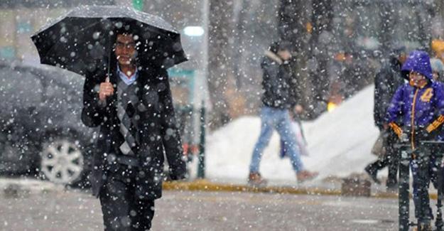 Meteoroloji tarih verdi, kar geliyor