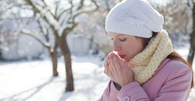 Meteroloji'den soğuk hava uyarısı