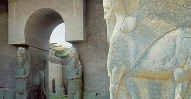 Nimrud antik kenti IŞİD'den alındı