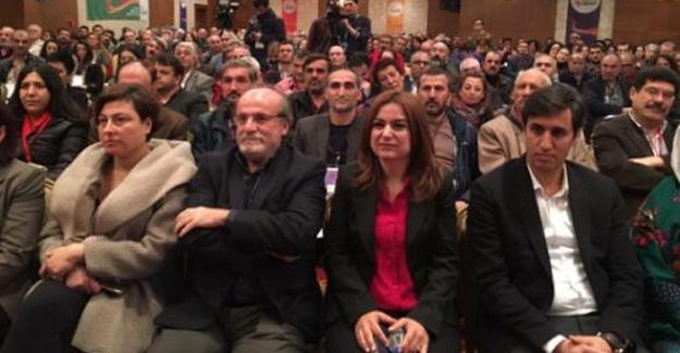 Onur Hamzaoğlu ve Gülistan Koçyiğit HDK'nin yeni sözcüleri oldu