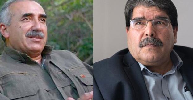PKK yöneticileri ve Salih Müslim için yakalama kararı