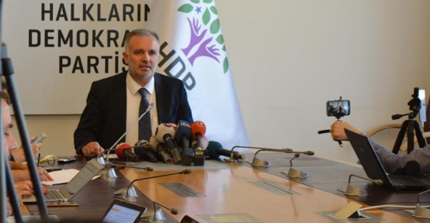 """""""Rakka ve Musul planlarını uygulayamadıkları için, B planı olarak HDP'ye girmeyi planlandılar"""""""