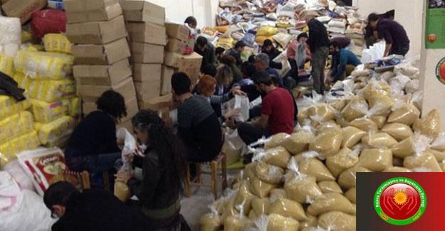 Rojava Derneği: Derneğimizin kapatılması neyle izah edilecek