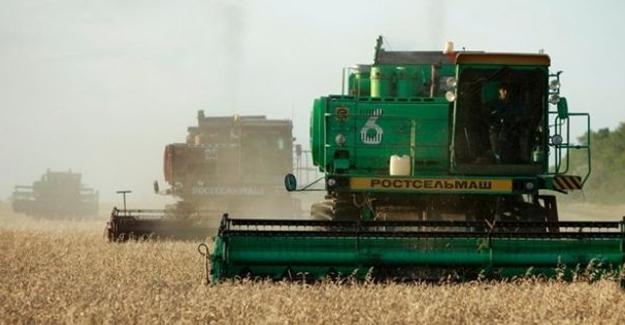 Rusya Suriye'ye 100 bin ton buğday yollayacak
