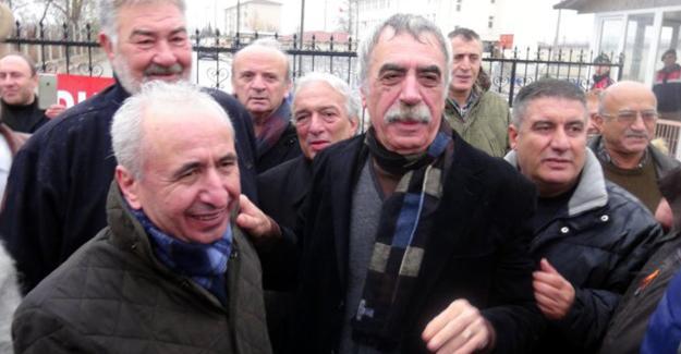 Sarp Kuray bugün tahliye oldu
