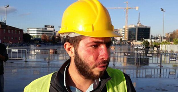 Serbest bırakılan inşaat işçileri: Zorla İstiklal Marşı okutmak istediler